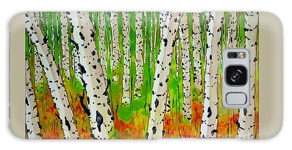 A Walk Though The Trees Galaxy Case
