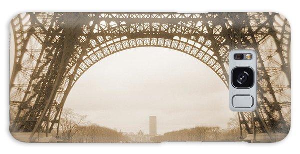 Bricks Galaxy Case - A Walk Through Paris 14 by Mike McGlothlen