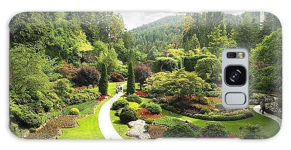 A Walk Through The Paradise Gardens Galaxy Case
