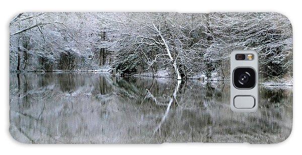 Frozen Reflections Galaxy Case
