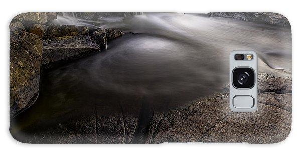 A Waterfall Galaxy Case