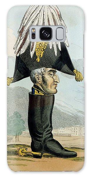A Wellington Boot Or The Head Galaxy Case