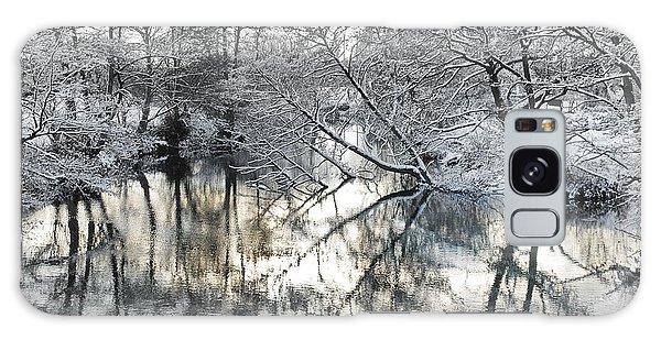 A Winter Scene Galaxy Case