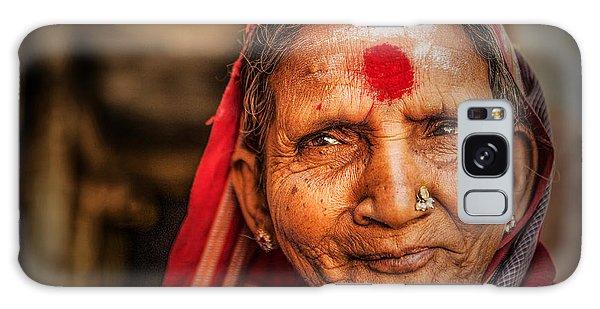 A Woman Of Faith Galaxy Case