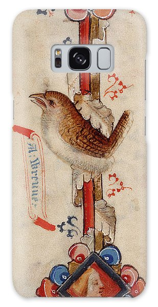 Wren Galaxy S8 Case - A Wren by British Library