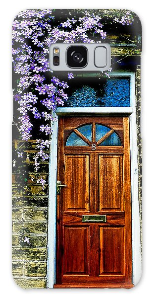 A Yorkshire Door Galaxy Case
