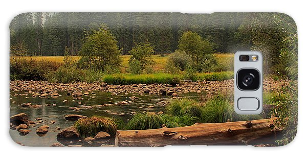 A Yosemite View Galaxy Case by Robert Pilkington