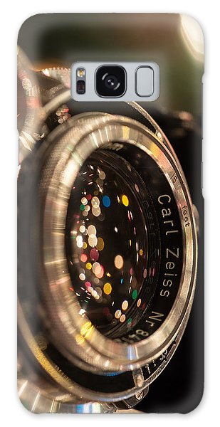 A Zeiss Christmas Galaxy Case by Aaron Aldrich