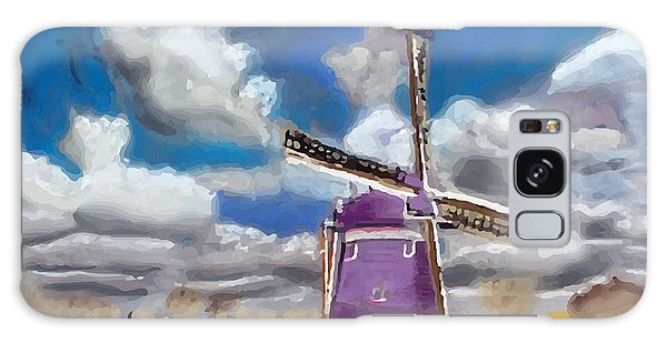 A20090813--dutch Wind Mill Galaxy Case