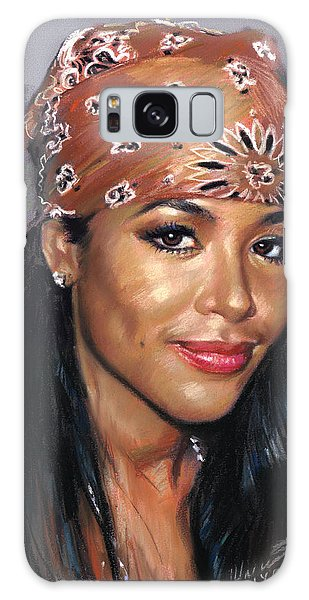 Aaliyah Galaxy Case