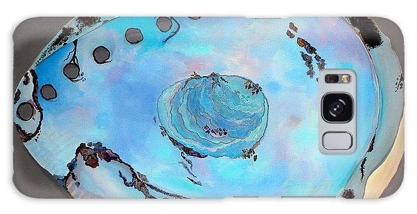Abalone Sea Shell Galaxy Case by Karyn Robinson