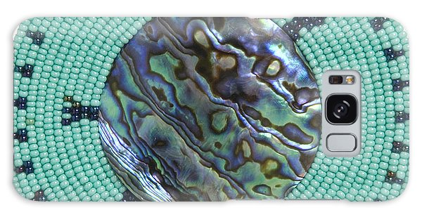 Abalone Shell Galaxy Case