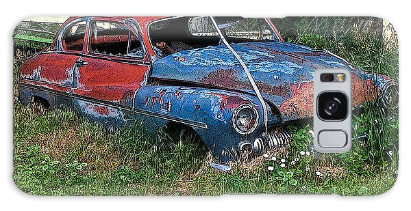 Abandoned 1950 Mercury Monteray Buick Galaxy Case