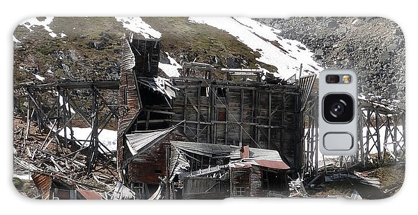 Abandoned Alaskan Gold Mine Galaxy Case