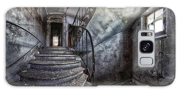 House Galaxy Case - Abandoned House by Francois Casanova