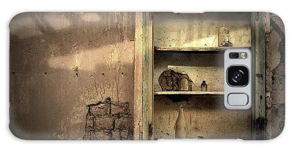 Abandoned Kitchen Cabinet Galaxy Case by RicardMN Photography