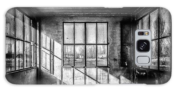 Abandoned Sugar Mill Galaxy Case