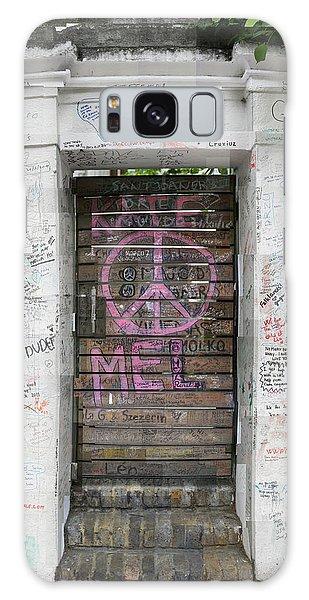 Abbey Road Graffiti Galaxy Case