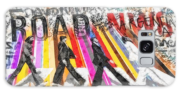Abbey Road Galaxy Case