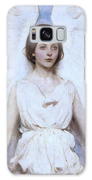 Abbott Handerson Thayer Angel 1886 Galaxy Case