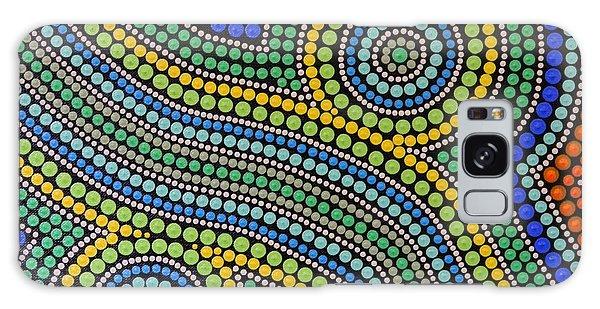 Aboriginal Inspirations 15 Galaxy Case