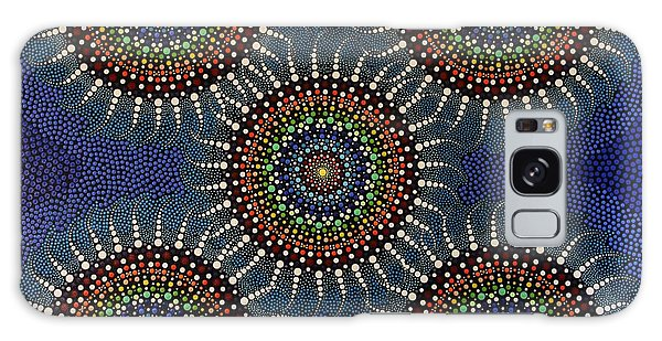 Aboriginal Inspirations 16 Galaxy Case
