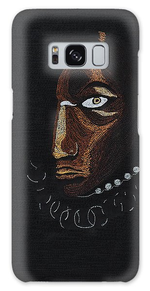 Aboriginal Woman Galaxy Case