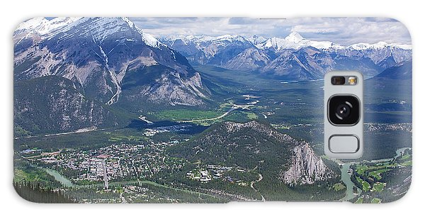 Above Banff Galaxy Case