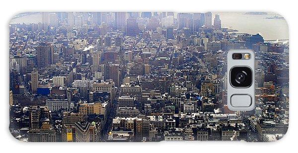 Above New York Galaxy Case