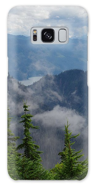 Above The Cloud Galaxy Case