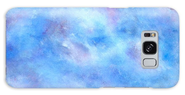 Above The Clouds Galaxy Case by Denise Tomasura