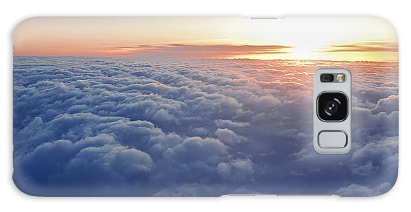 Cloud Galaxy Case - Above The Clouds by Elena Elisseeva