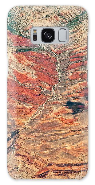 Galaxy Case featuring the digital art Above Timber Line by Mae Wertz