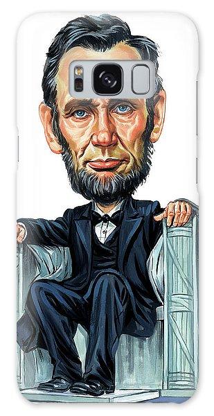 Abraham Lincoln Galaxy Case