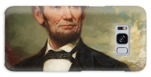 Abraham Lincoln  Galaxy Case by George Henry Story
