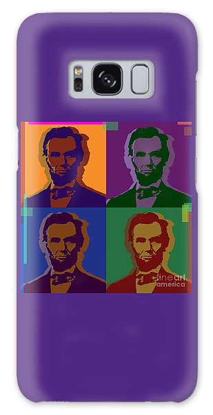 Abraham Lincoln Galaxy Case