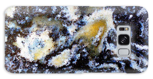 Stone Galaxy Case - Patterns In Stone - 144 by Paul W Faust -  Impressions of Light