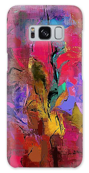 Abstract 082313-1 Galaxy Case by David Lane