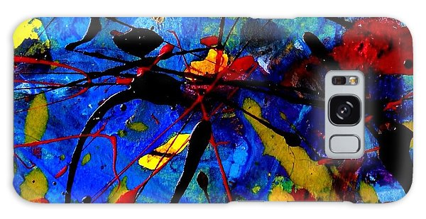 Abstract Expressionism Galaxy Case - Abstract 39 by John  Nolan