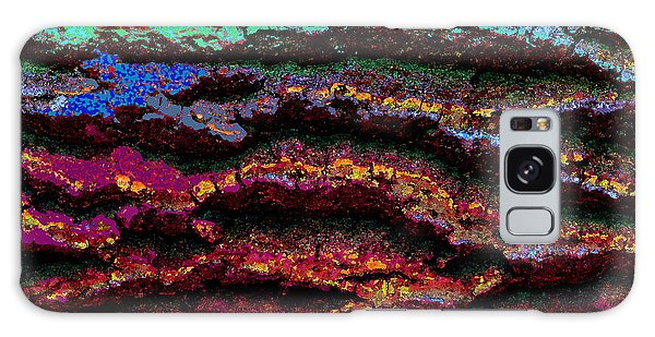Abstract 55a Galaxy Case by Timothy Bulone