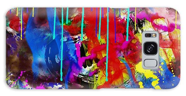 Abstract 6832 Galaxy Case by Sir Josef - Social Critic -  Maha Art