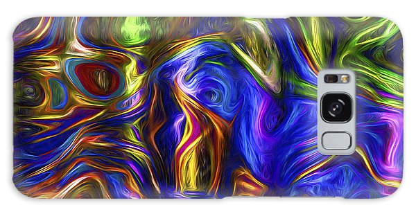 Abstract Series A3 Galaxy Case