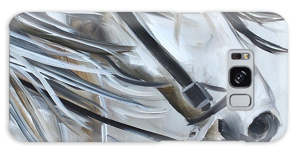 Abstract Andie Galaxy Case by Debbie Hart