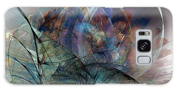Abstract Art Print In The Mood Galaxy Case