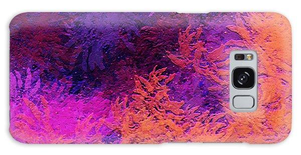Abstract Autumn Galaxy Case