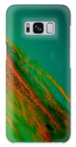 Abstract Clouds Galaxy Case