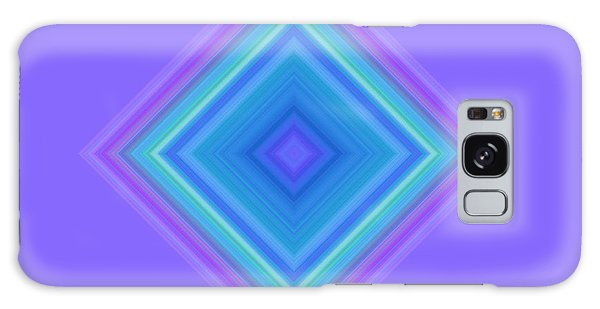 Abstract Diamond Galaxy Case by Karen Nicholson