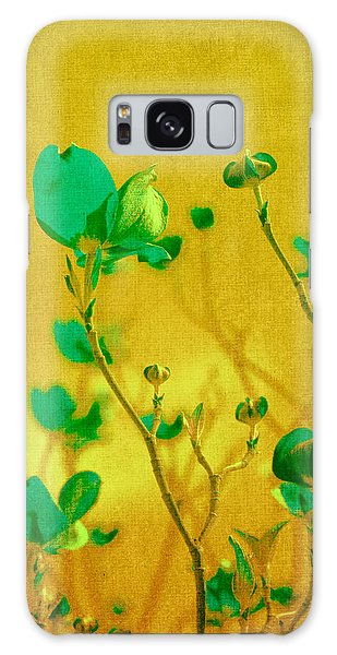 Abstract Dogwood Galaxy Case by Bonnie Bruno