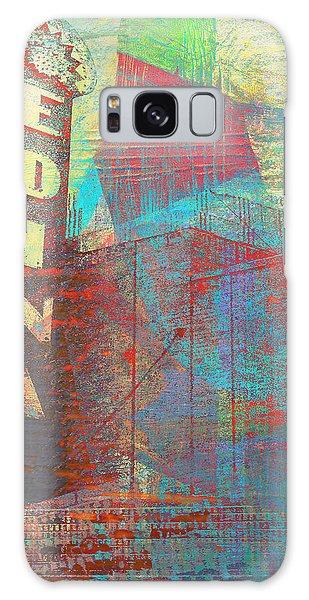 Abstract Edina Galaxy Case by Susan Stone