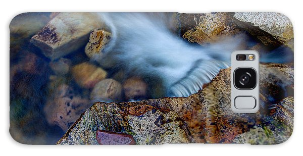 Outdoor Galaxy Case - Abstract Falls by Chad Dutson